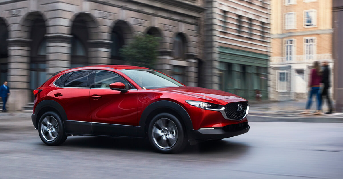 2019 CX30 Campaign SOM Batch1 Post 8 TW